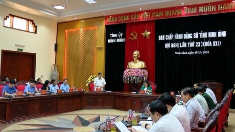 Phim tài liệu: Đảng bộ Ninh Bình - Dấu ấn và niềm tin