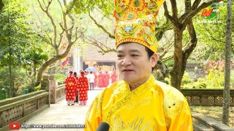 Văn hóa và đời sống: Lễ hội Hoa Lư - Hội tụ và lan tỏa tinh hoa văn hóa vùng Cố Đô