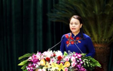 Đại hội đại biểu Đảng bộ tỉnh tiến hành bầu Ban Chấp hành Đảng bộ tỉnh khóa XXII, nhiệm kỳ 2020-2025