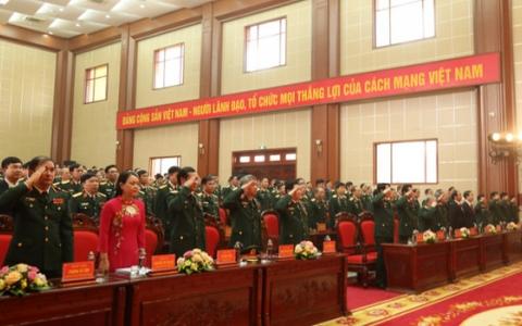 LLVT Quân khu 3: Đón nhận Huân chương Bảo vệ Tổ quốc hạng Nhất