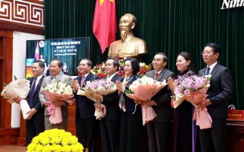 Đồng chí Phạm Quang Ngọc được bầu giữ chức Chủ tịch UBND tỉnh nhiệm kỳ 2016-2021