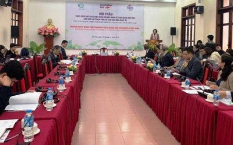 """Việt Nam điều chỉnh """"luật chơi"""" về thương mại quốc tế"""