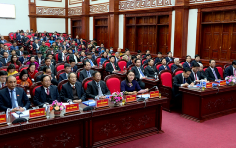 HĐND tỉnh Ninh Bình tổng kết nhiệm kỳ 2016 – 2021