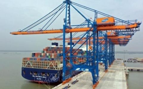 Hàng hóa qua cảng biển đã vượt quy hoạch
