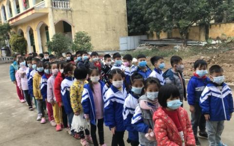 Ninh Bình cho học sinh ngừng đến trường từ ngày 10/5