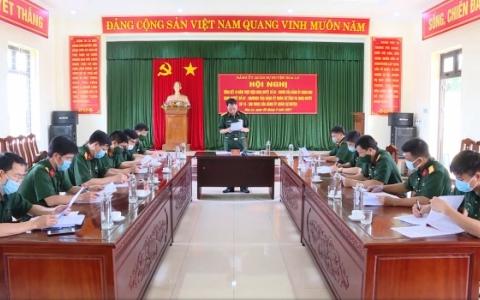 Tổng kết 10 năm thực hiện Nghị quyết 82 của Đảng ủy Quân khu III