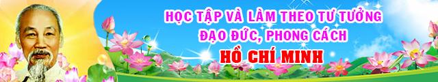 HỌC TAP TAM GUONG DAO DUC HO CHI MINH