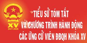 TIEU SU VA CHUONG TRINH HANH DONG
