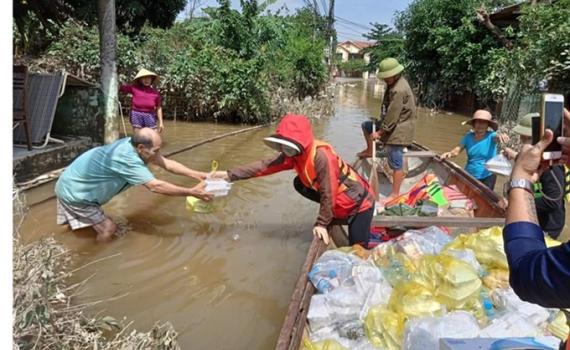 148 người chết và mất tích do mưa lũ
