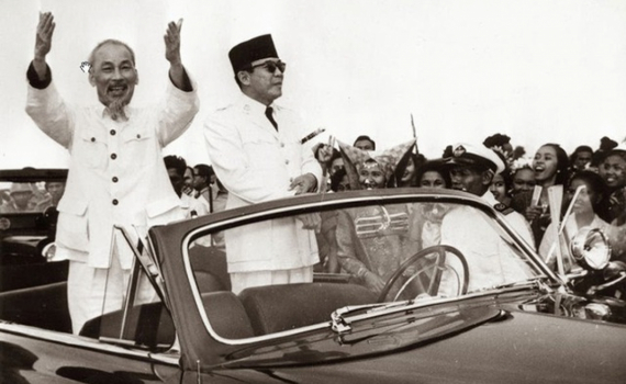 """65 năm """"lửa thử vàng"""" tình hữu nghị Việt Nam-Indonesia"""