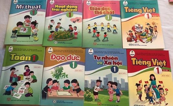 Bộ G&ĐT đề nghị Hội đồng thẩm định rà soát sách giáo khoa lớp 1