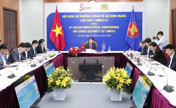 Các nước ASEAN tăng cường hợp tác an ninh mạng