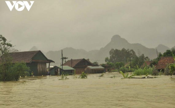 Cảnh báo mưa lớn ở Trung bộ, nguy cơ cao xảy ra lũ đặc biệt lớn, sạt lở đất
