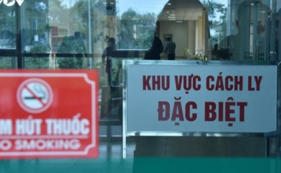 Chiều 25/10, Việt Nam có thêm 8 ca mắc COVID-19 mới