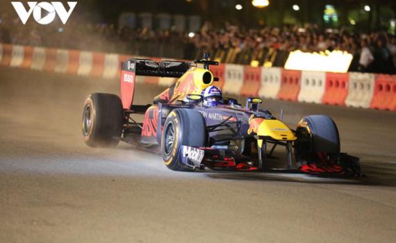 CHÍNH THỨC: Hủy chặng đua F1 Việt Nam năm 2020