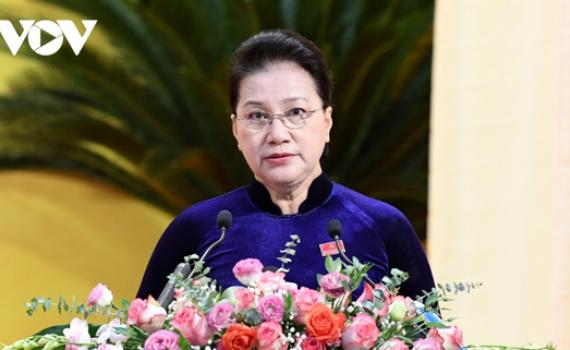 Chủ tịch Quốc hội: Thanh Hóa cần làm tốt công tác quy hoạch, bổ nhiệm cán bộ