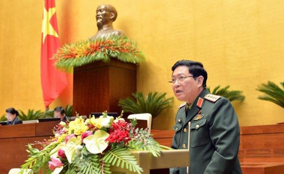 ĐBQH góp ý kiến về Dự thảo Luật Biên phòng Việt Nam