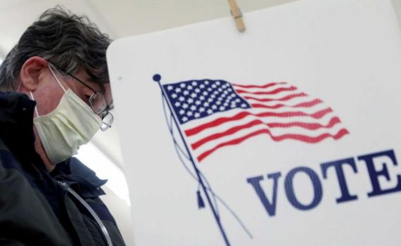 Gần 22 triệu cử tri Mỹ đã đi bỏ phiếu sớm