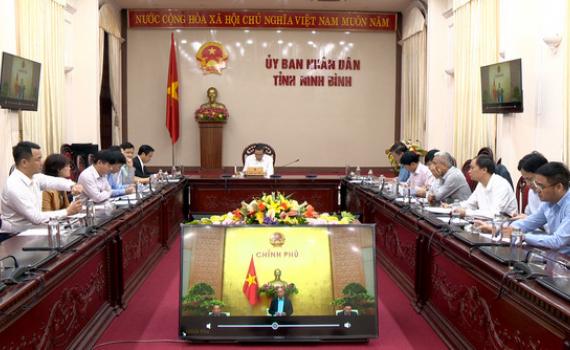 Hội nghị trực tuyến giải ngân vốn ODA và vốn vay ưu đãi nước ngoài