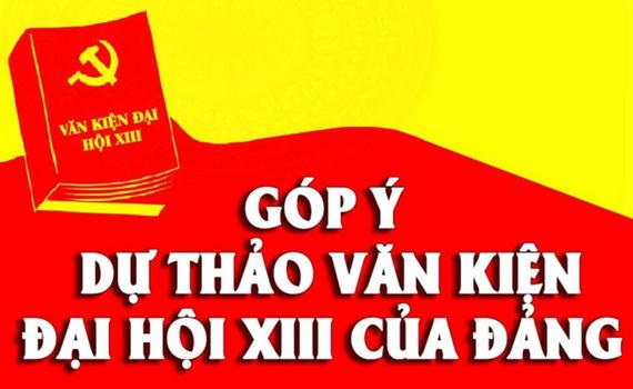 Hướng dẫn Nhân dân góp ý kiến Dự thảo Văn kiện trình Đại hội XIII của Đảng