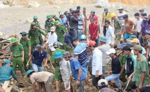 Lãnh đạo các nước gửi thư thăm hỏi tình hình thiệt hại bão lũ miền Trung