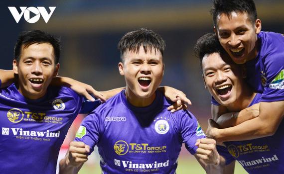 """Lịch thi đấu vòng 3 giai đoạn II V-League 2020: Cơ hội """"vàng"""" của Hà Nội FC"""