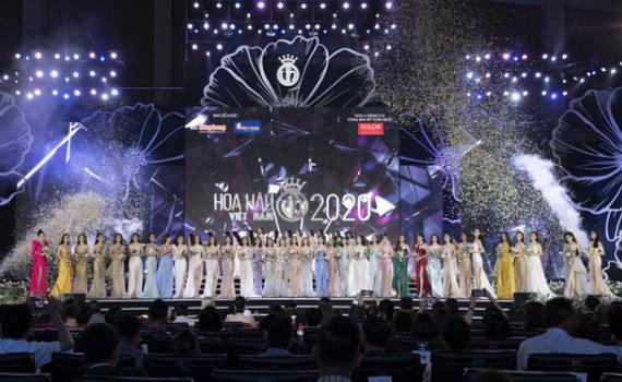 Lộ diện 35 thí sinh lọt vào Vòng Chung kết cuộc thi Hoa hậu Việt Nam 2020