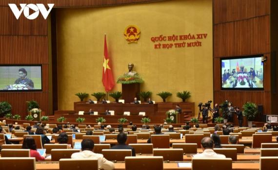 Quốc hội kết thúc tuần họp trực tuyến: Sôi nổi, thực chất