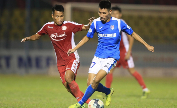 Thắng nhọc CLB TPHCM, Than Quảng Ninh tiếp tục đua vô địch V-League 2020