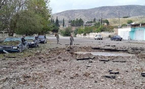Thêm 1 lệnh ngừng bắn nhân đạo tại khu vực Nagorno-Karabakh