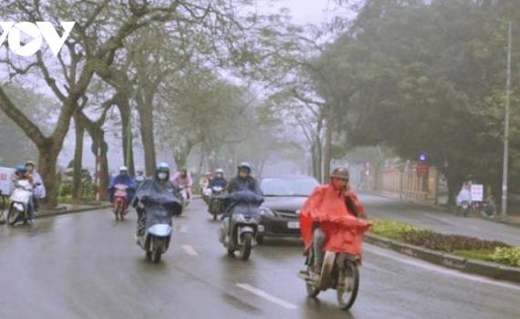 Thời tiết ngày 28/10: Hà Nội trở lạnh từ chiều tối nay