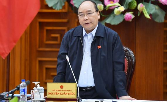 Thủ tướng chỉ đạo tập trung cứu nạn, khắc phục hậu quả sạt lở đất ở miền Trung