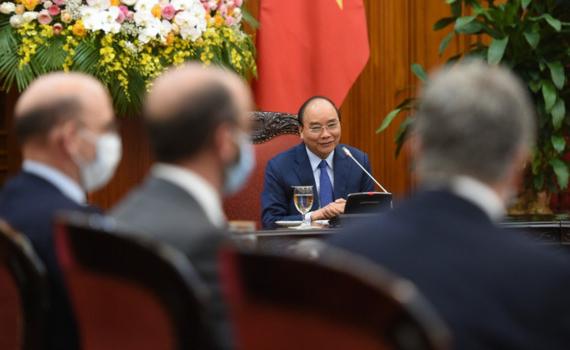 Thủ tướng: Chính sách tỷ giá của Việt Nam không nhằm cạnh tranh thương mại