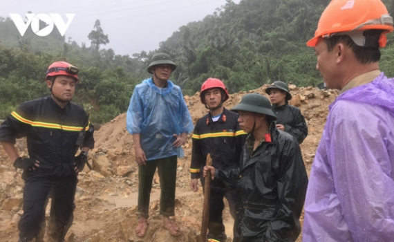 Thủ tướng Nguyễn Xuân Phúc: Cả nước tiếc thương và tự hào về các cán bộ, chiến sĩ quân đội