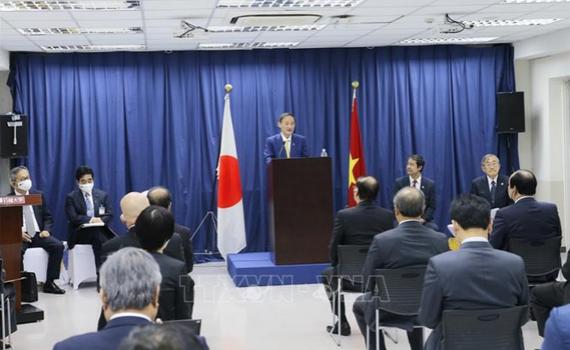 Thủ tướng Nhật Bản đề cập chính sách ngoại giao quan trọng khi nói chuyện với sinh viên