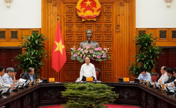 """Thủ tướng: Phải biết """"nóng ruột"""" để thúc đẩy cuộc cách mạng về đường sắt Việt Nam"""