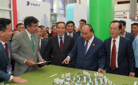 """Thủ tướng: Phát triển đô thị thông minh cần """"người cùng chơi"""" có tầm nhìn và tiềm lực"""