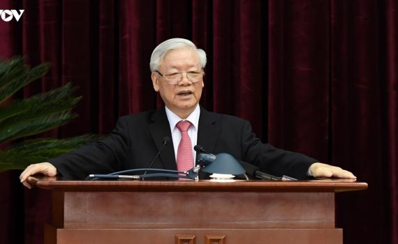 Toàn văn phát biểu khai mạc Hội nghị Trung ương 13 của Tổng Bí thư, Chủ tịch nước