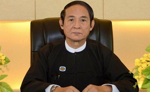 Tổng thống và Cố vấn Cấp cao Nhà nước Myanmar bỏ phiếu bầu cử sớm
