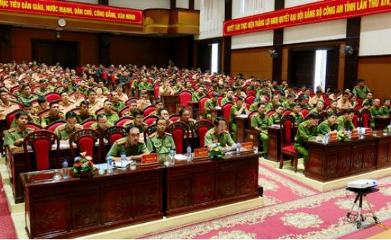 Triển khai các phương án bảo đảm an ninh, an toàn Đại hội Đảng bộ tỉnh lần thứ XXII