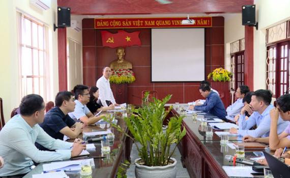 Triển khai kế hoạch tổ chức ngày chạy Olympic và giải Việt dã