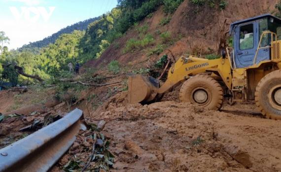 Từ Thanh Hóa đến Quảng Nam có mưa to, cảnh báo lũ quét và sạt lở đất
