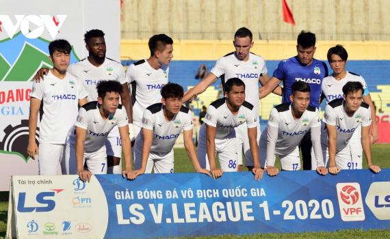 Vòng 2 V-League 2020 giai đoạn II: Đại tiệc bóng đá ở Pleiku
