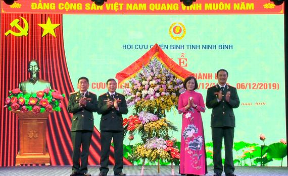 Kỷ niệm 30 năm thành lập Hội Cựu Chiến binh Việt Nam