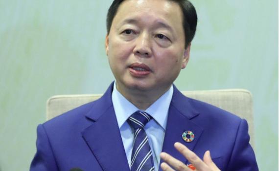 Bộ trưởng Trần Hồng Hà: Nhìn vấn đề môi trường rộng hơn, không vì lợi trước mắt