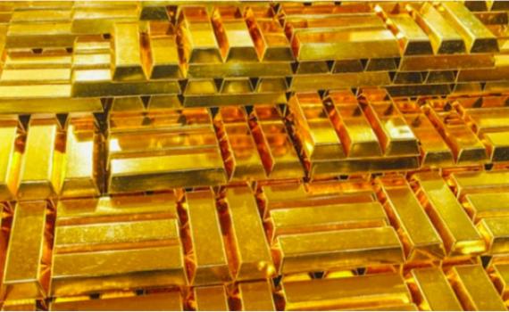 Giá vàng SJC giảm sâu theo giá thế giới