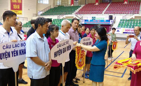 Giải cầu lông các CLB cúp PT-TH lần thứ XXIV năm 2020
