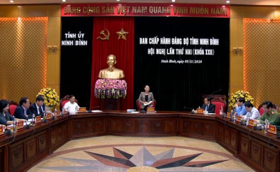 Hội nghị lần thứ hai, BCH Đảng bộ tỉnh khóa XXII