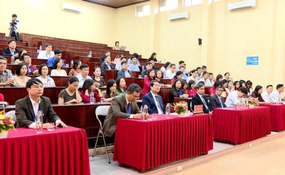 Khai giảng lớp bồi dưỡng tiếng Anh cho cán bộ, công chức, viên chức tỉnh Ninh Bình khóa III