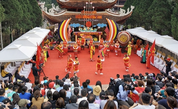 Nâng cao hiệu quả công tác quản lý và tổ chức lễ hội năm 2021